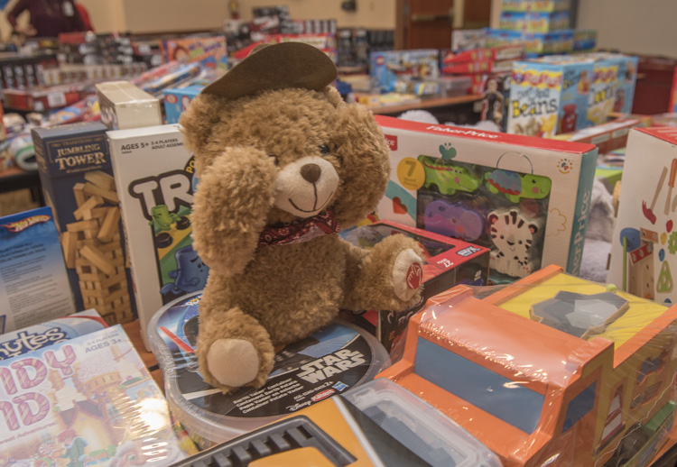 Photo - Holiday Toy Drive