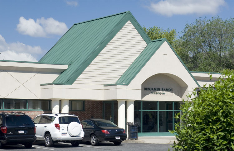 Photo - Exterior shot of Baystate Brightwood Health Center