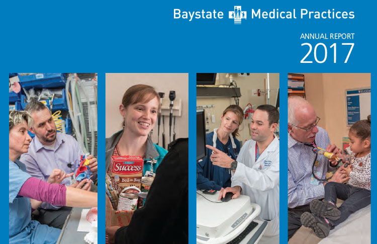 2016 Baystate Medical Practices Annual Report
